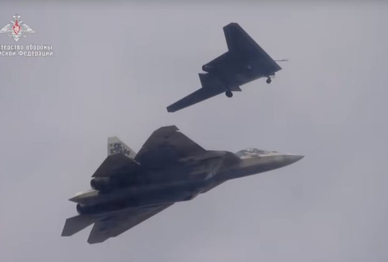 Chua hoan thien duoc Su-57, Nga da lai thu nghiem chien dau co the he 6-Hinh-11