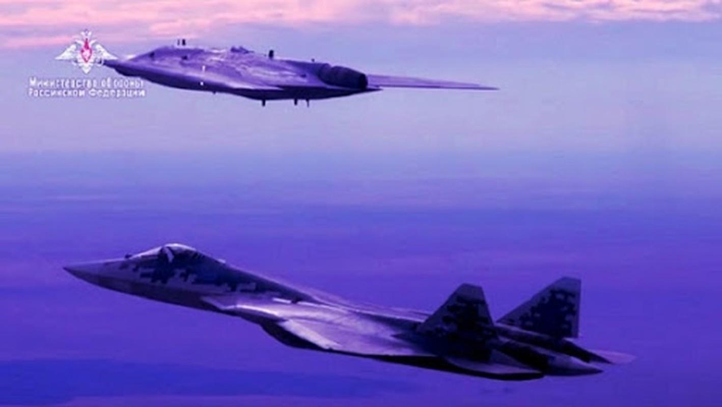 Chua hoan thien duoc Su-57, Nga da lai thu nghiem chien dau co the he 6-Hinh-12