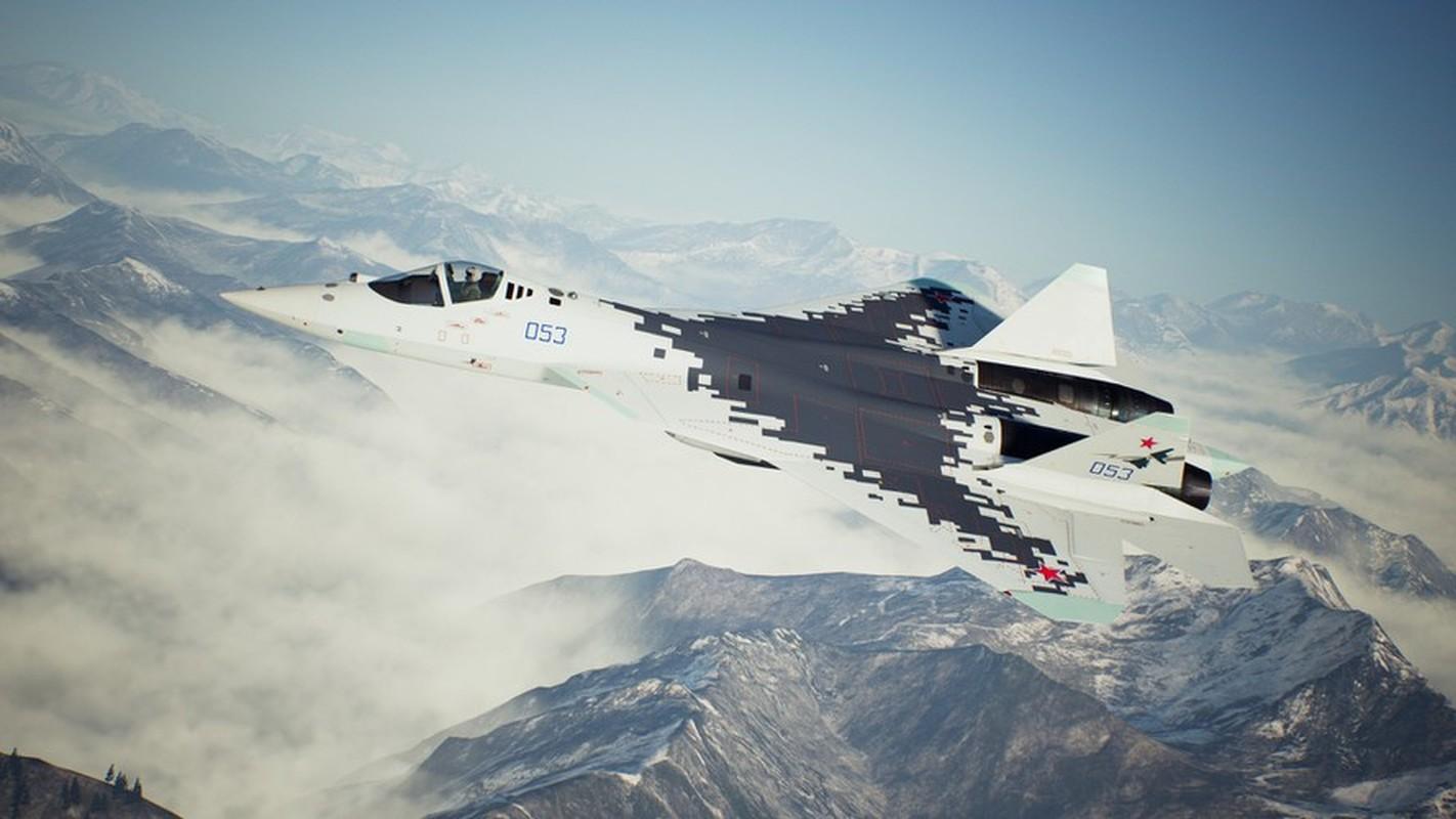 Chua hoan thien duoc Su-57, Nga da lai thu nghiem chien dau co the he 6-Hinh-2