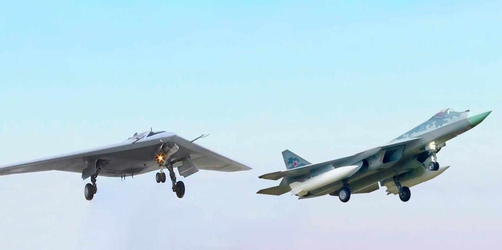 Chua hoan thien duoc Su-57, Nga da lai thu nghiem chien dau co the he 6-Hinh-8