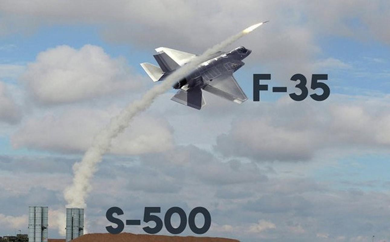 S-500 Nga se huy diet toan bo nen cong nghiep quoc phong My?