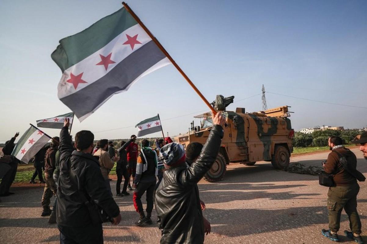 Giao tranh hon loan giua nhieu luc luong khap mien Bac Syria-Hinh-11