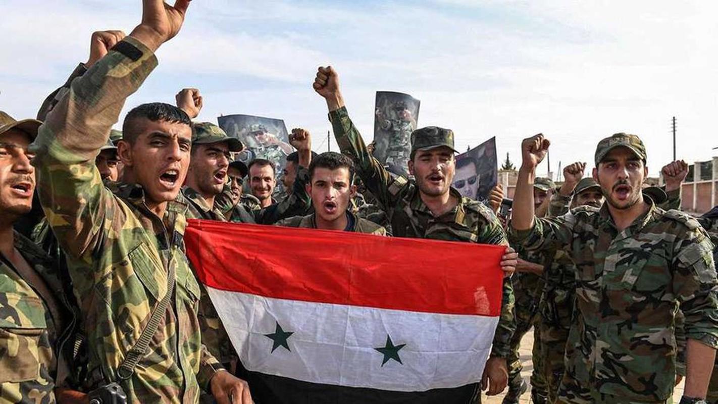 Giao tranh hon loan giua nhieu luc luong khap mien Bac Syria-Hinh-5