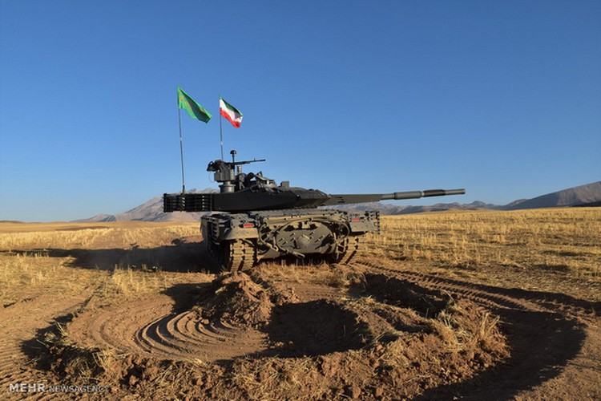 Xe tang Karrar da qua manh khien Iran khong con them muon T-90 Nga?-Hinh-18