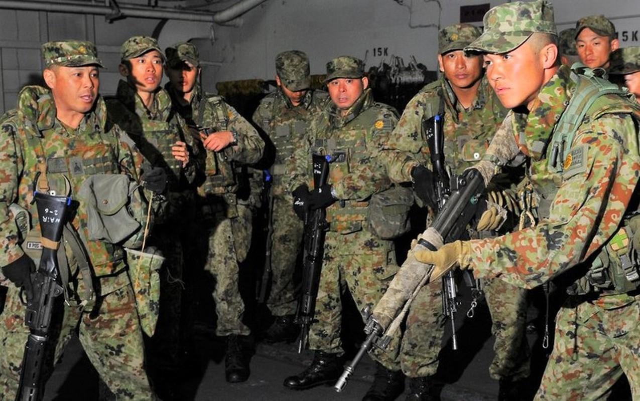 Diem la tren sung truong tan cong Type-20 moi cung cua Nhat Ban-Hinh-13