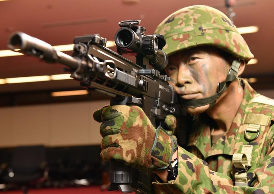 Diem la tren sung truong tan cong Type-20 moi cung cua Nhat Ban-Hinh-3
