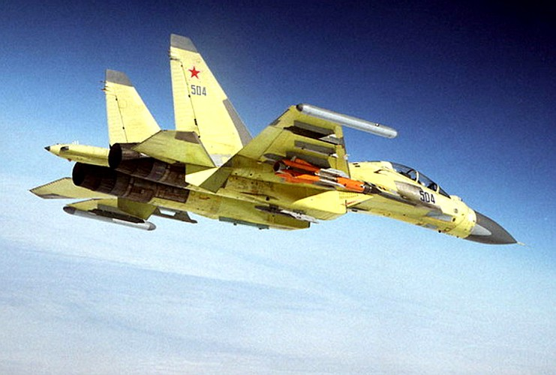 Venezuela de doa dung Su-30MK2 mang ten lua Kh-31 ban ha tau chien My-Hinh-12