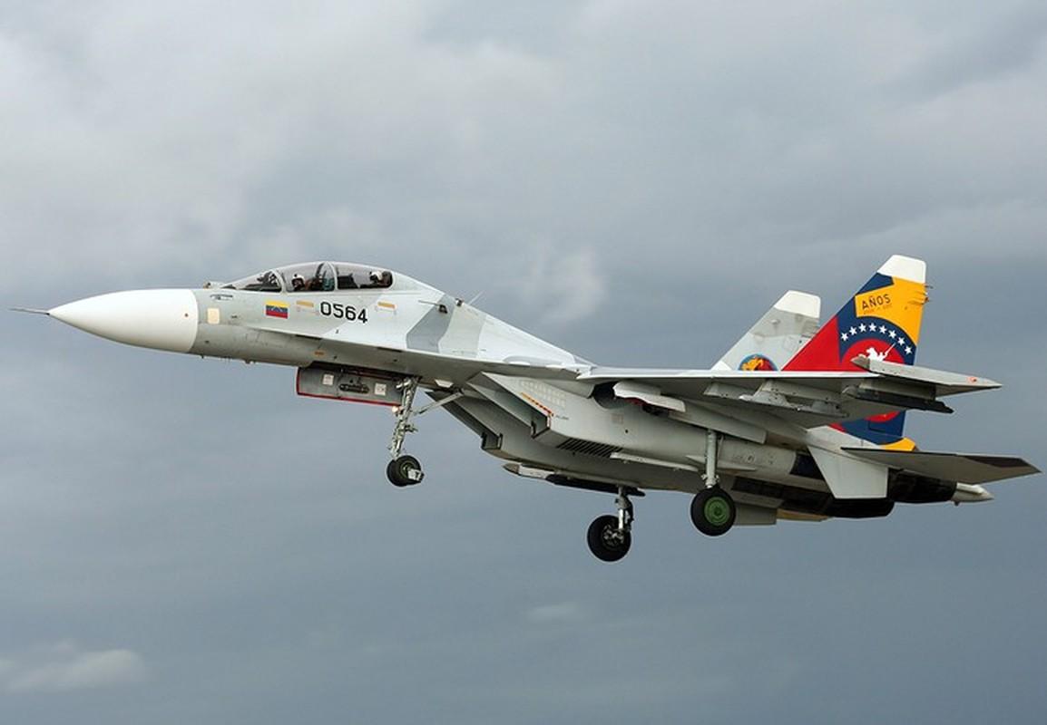 Venezuela de doa dung Su-30MK2 mang ten lua Kh-31 ban ha tau chien My-Hinh-15