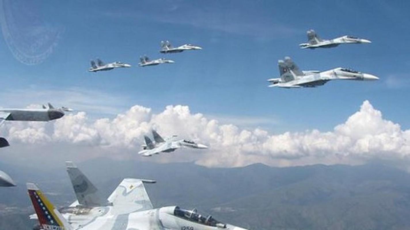 Venezuela de doa dung Su-30MK2 mang ten lua Kh-31 ban ha tau chien My-Hinh-16