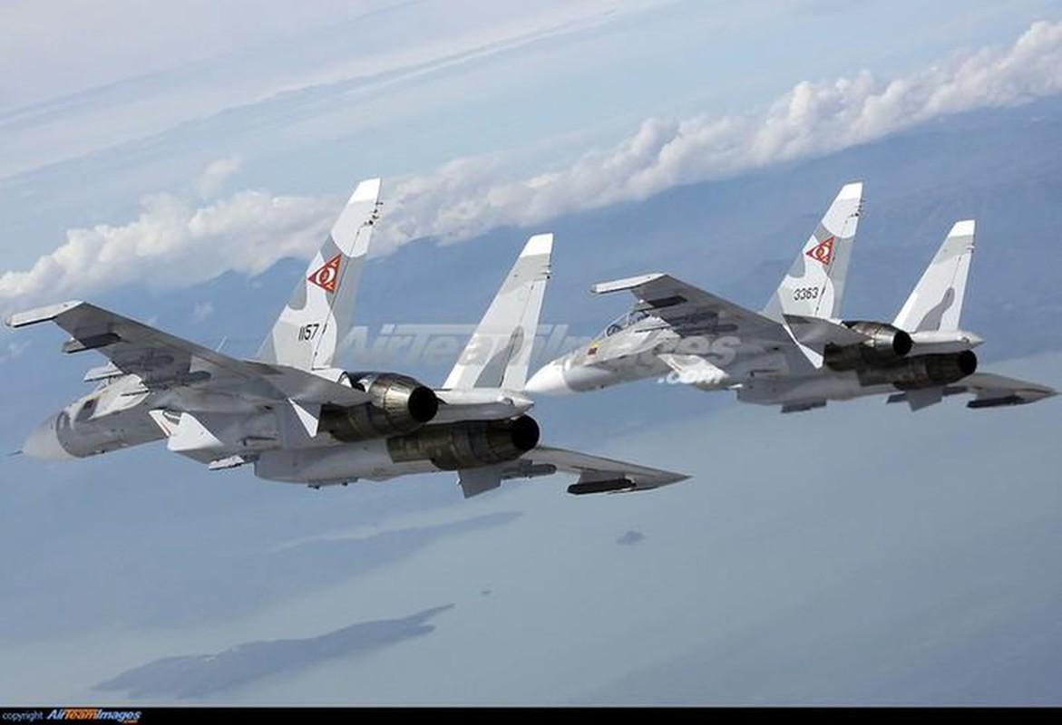 Venezuela de doa dung Su-30MK2 mang ten lua Kh-31 ban ha tau chien My-Hinh-5