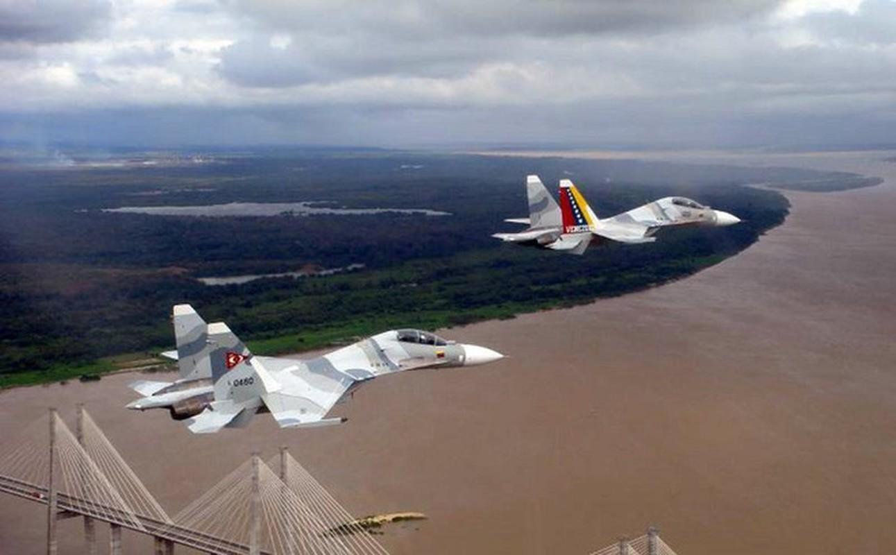 Venezuela de doa dung Su-30MK2 mang ten lua Kh-31 ban ha tau chien My-Hinh-7