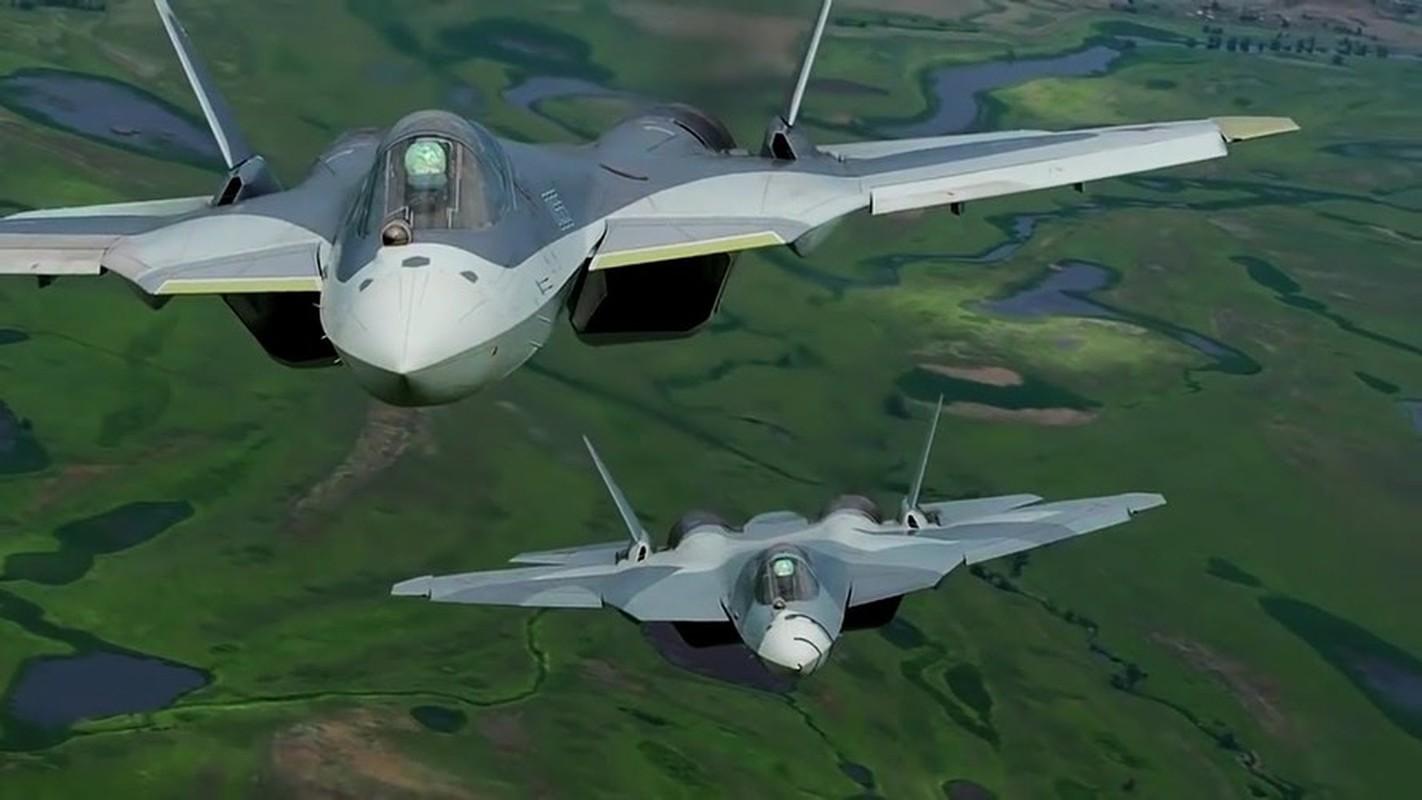 Nong: Tiem kich Su-57