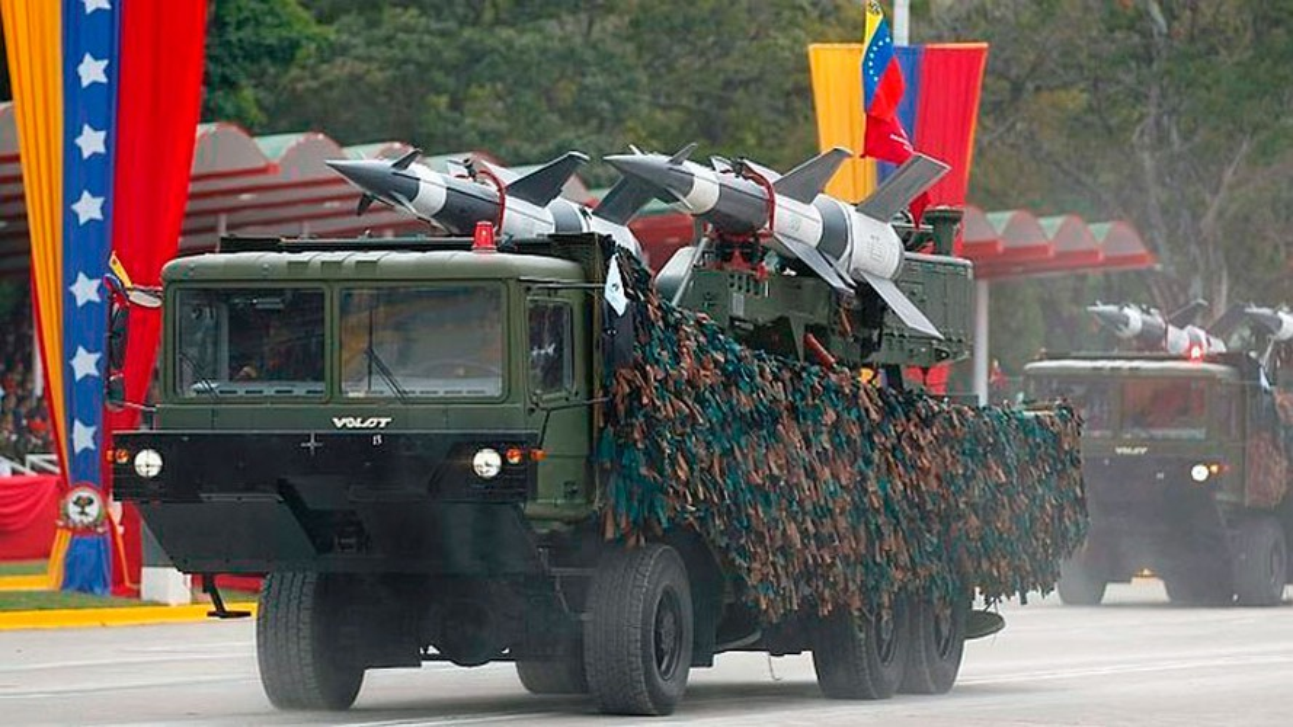 Venezuela trien khai loat to hop phong khong, san sang ha may bay My?-Hinh-11