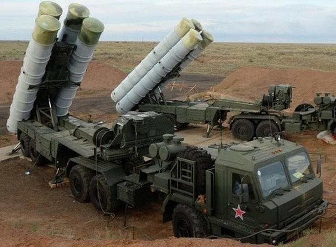 Nho phong khong S-400 Nga