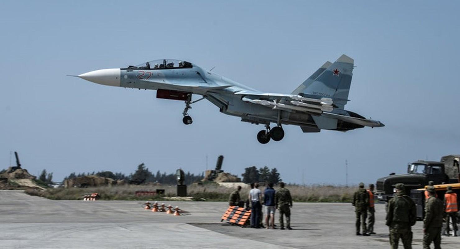 Nhieu loan thong tin may bay khong quan Nga tham chien o Libya-Hinh-10