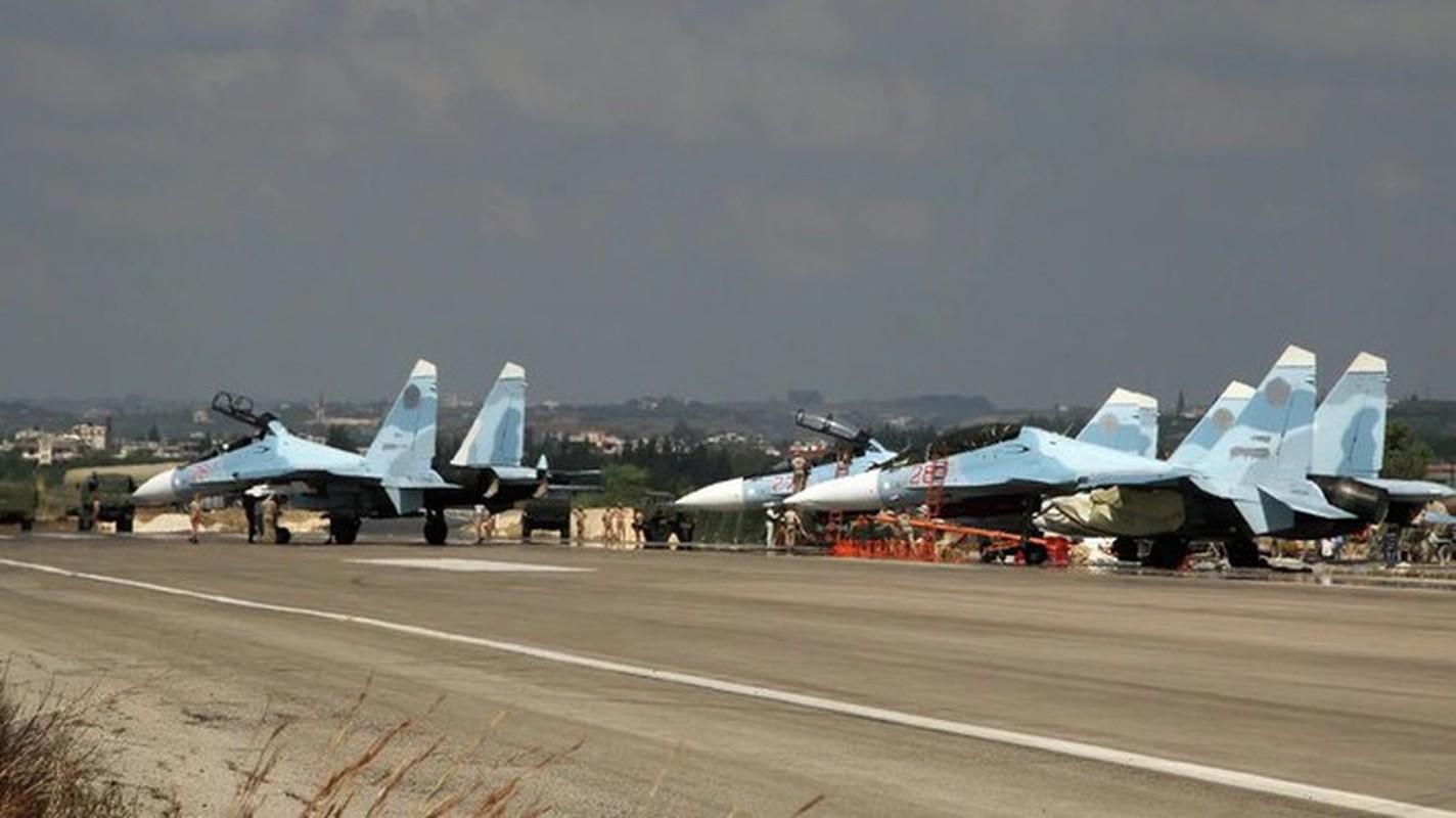 Nhieu loan thong tin may bay khong quan Nga tham chien o Libya-Hinh-11