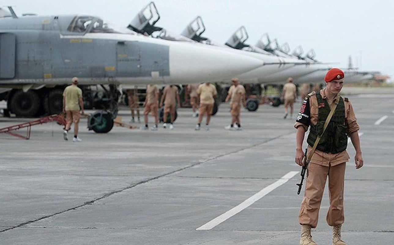 Nhieu loan thong tin may bay khong quan Nga tham chien o Libya-Hinh-14