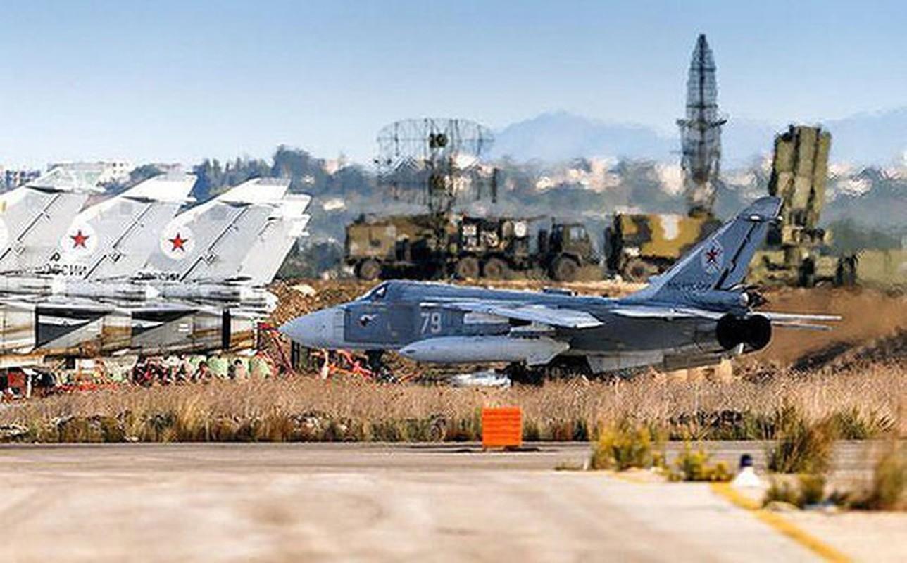 Nhieu loan thong tin may bay khong quan Nga tham chien o Libya-Hinh-15