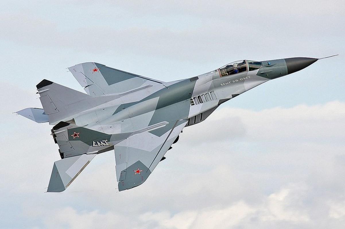 Nhieu loan thong tin may bay khong quan Nga tham chien o Libya-Hinh-4