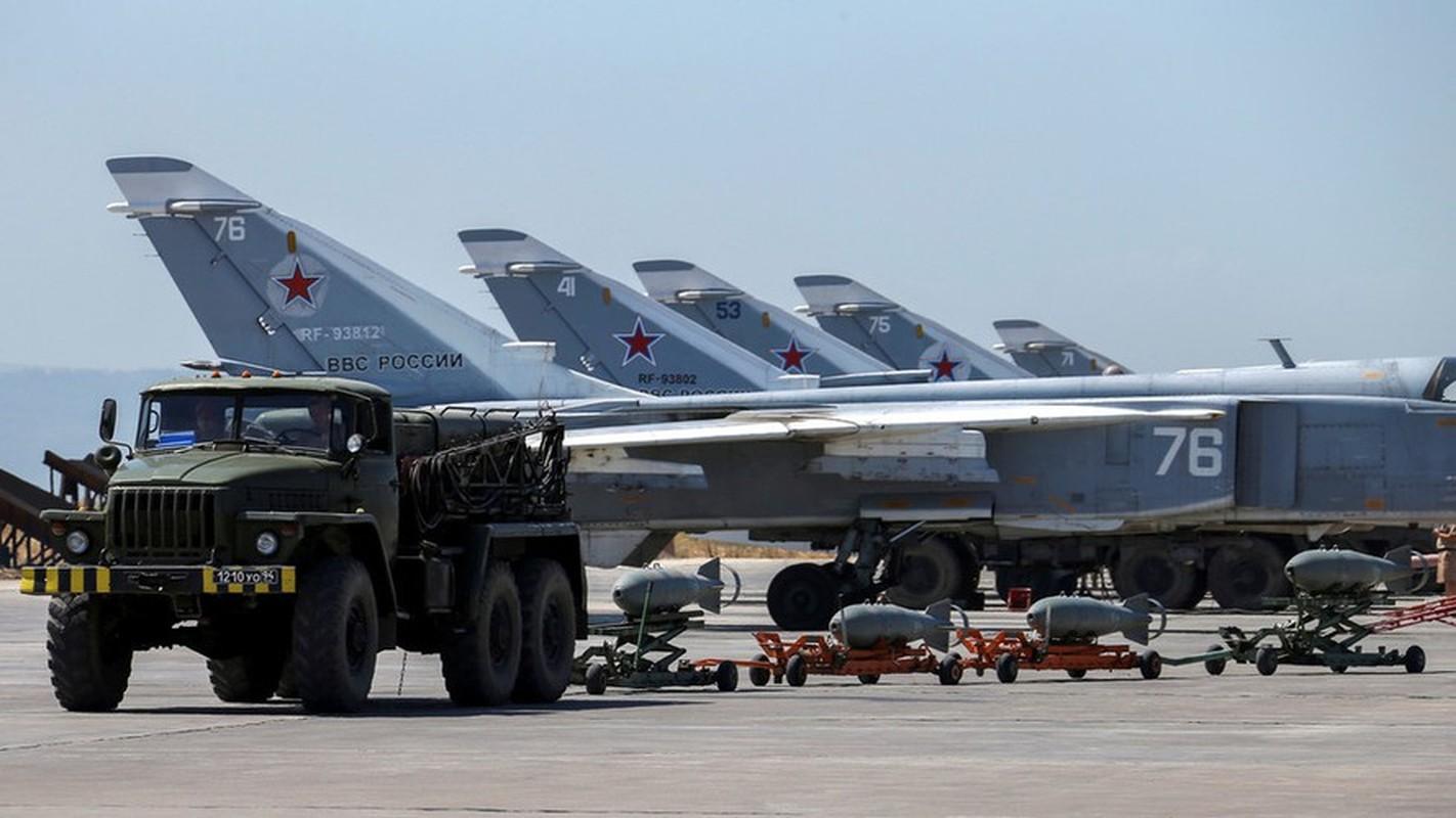 Nhieu loan thong tin may bay khong quan Nga tham chien o Libya-Hinh-9