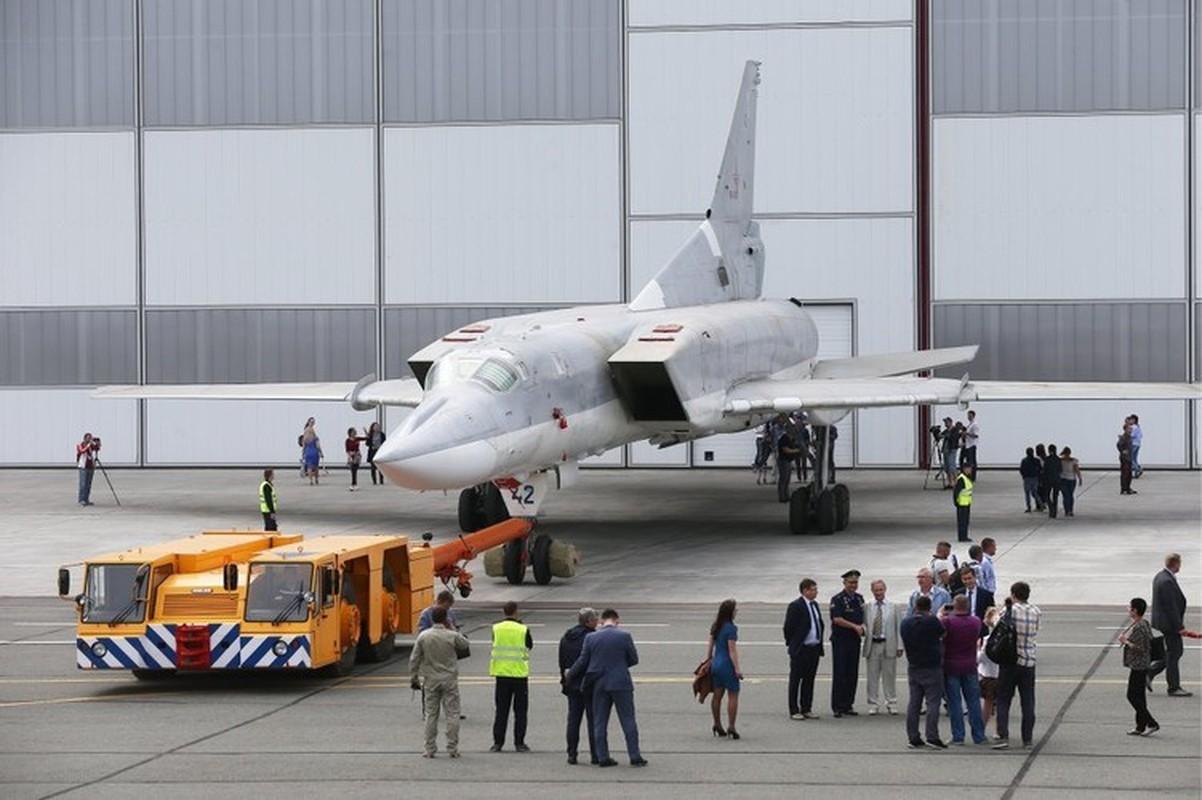 Khong phat trien may bay nem bom moi, Nga dat cuoc toan bo vao Tu-22M3M-Hinh-12
