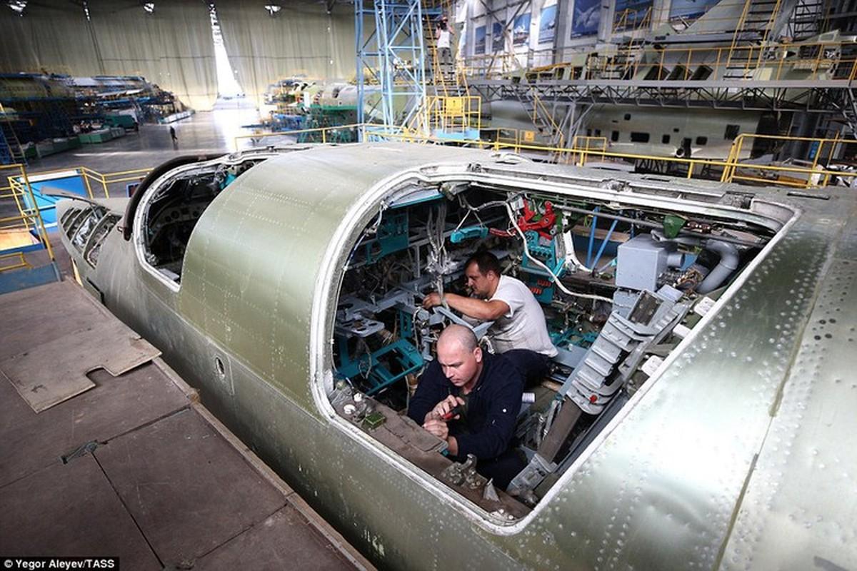 Khong phat trien may bay nem bom moi, Nga dat cuoc toan bo vao Tu-22M3M-Hinh-13