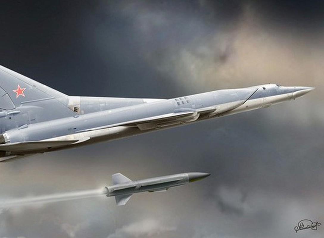 Khong phat trien may bay nem bom moi, Nga dat cuoc toan bo vao Tu-22M3M-Hinh-6