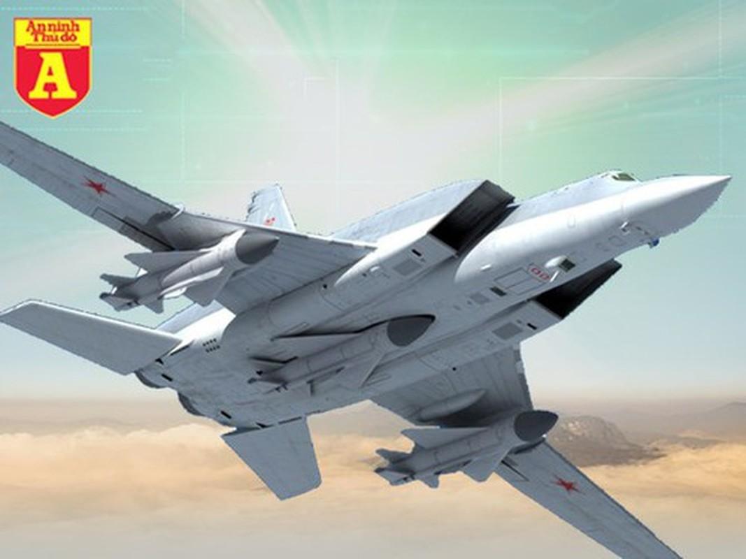 Khong phat trien may bay nem bom moi, Nga dat cuoc toan bo vao Tu-22M3M