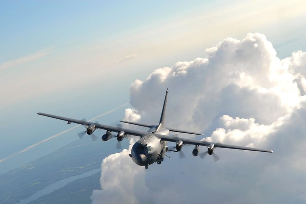 Cuong kich AC-130J cua My co them he thong vu khi laser cuc dang so