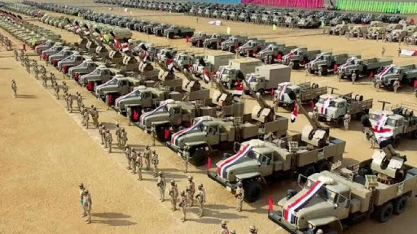 Gian Tho Nhi Ky, Ai Cap day quan tro giup Quan doi Quoc gia Libya-Hinh-10
