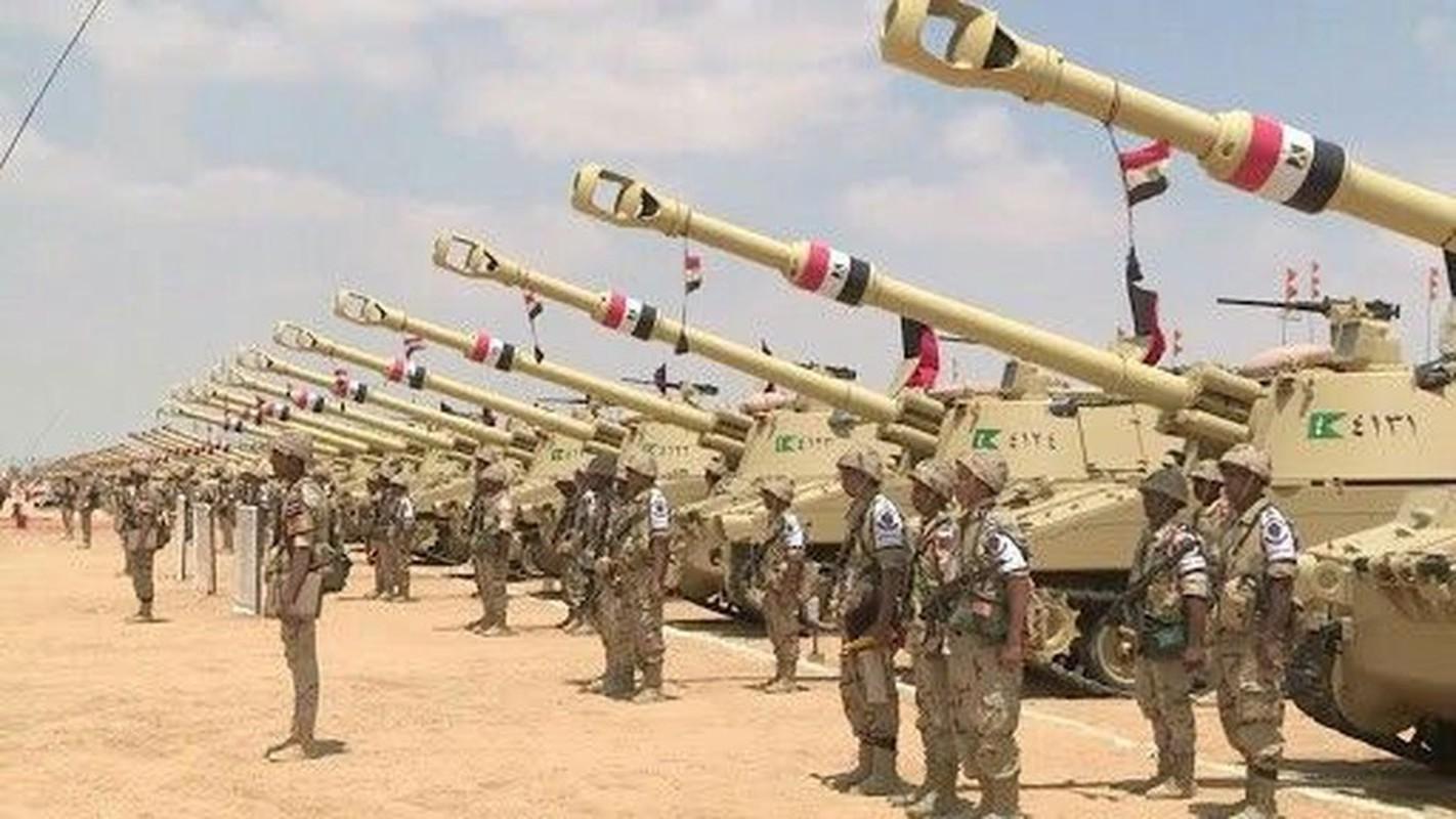 Gian Tho Nhi Ky, Ai Cap day quan tro giup Quan doi Quoc gia Libya-Hinh-2