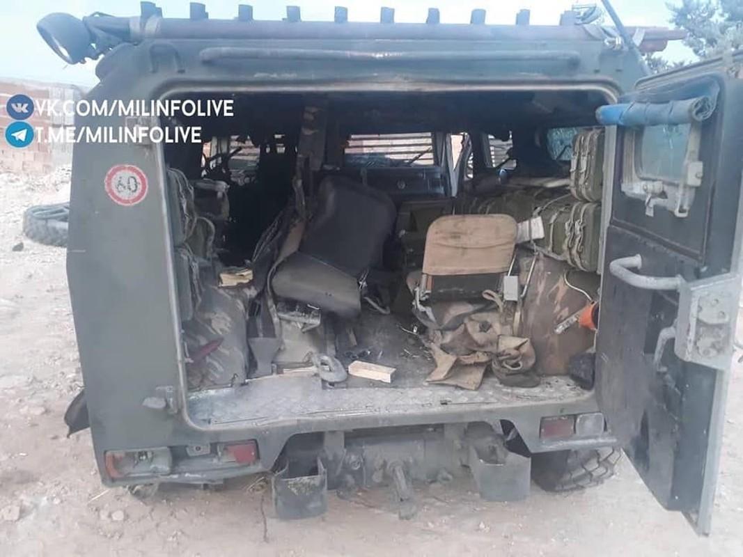 Can canh xe quan canh Nga tanh banh vi trung bom cai o Syria-Hinh-7