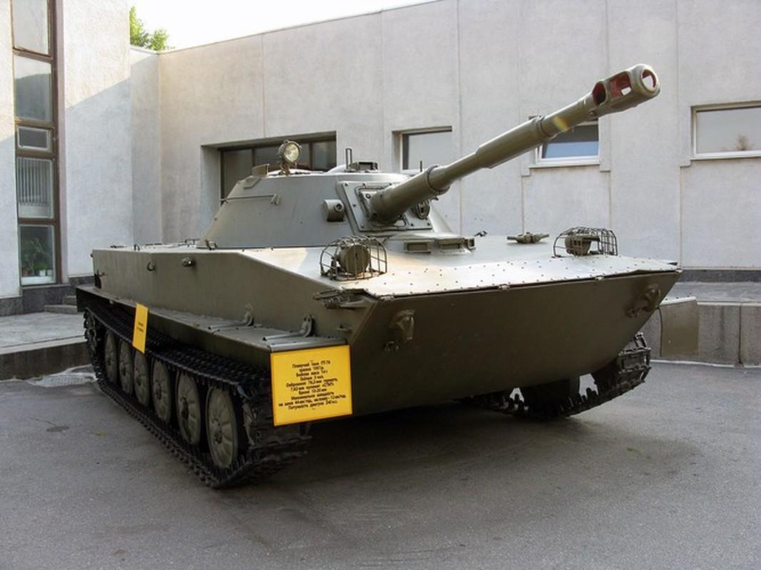 Huong nang cap cho xe tang loi nuoc PT-76 Viet Nam dang so huu-Hinh-8