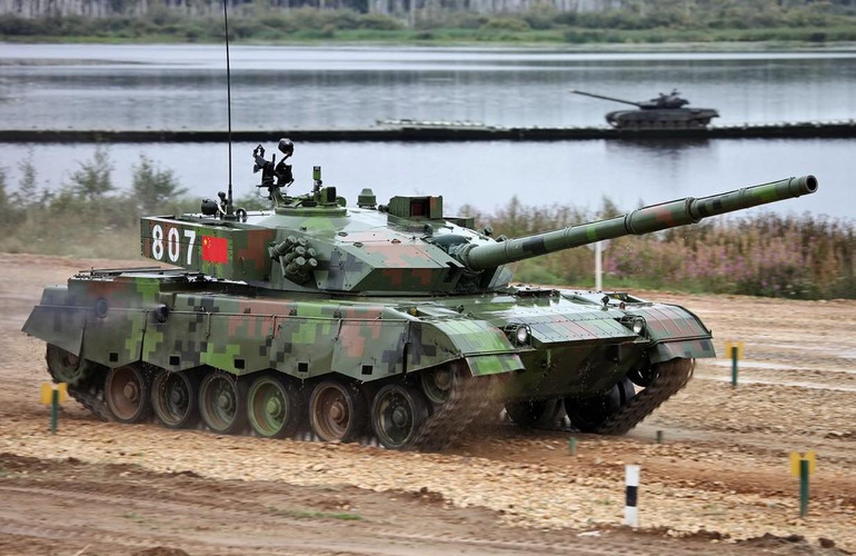 Xe tang chu luc Type-96 Trung Quoc tang suc ep len bien gioi An Do-Hinh-14