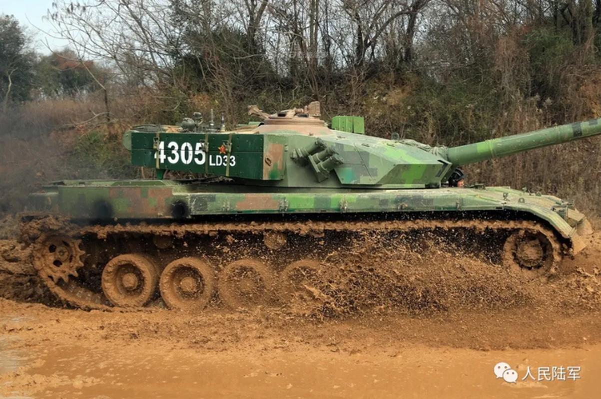 Xe tang chu luc Type-96 Trung Quoc tang suc ep len bien gioi An Do-Hinh-5