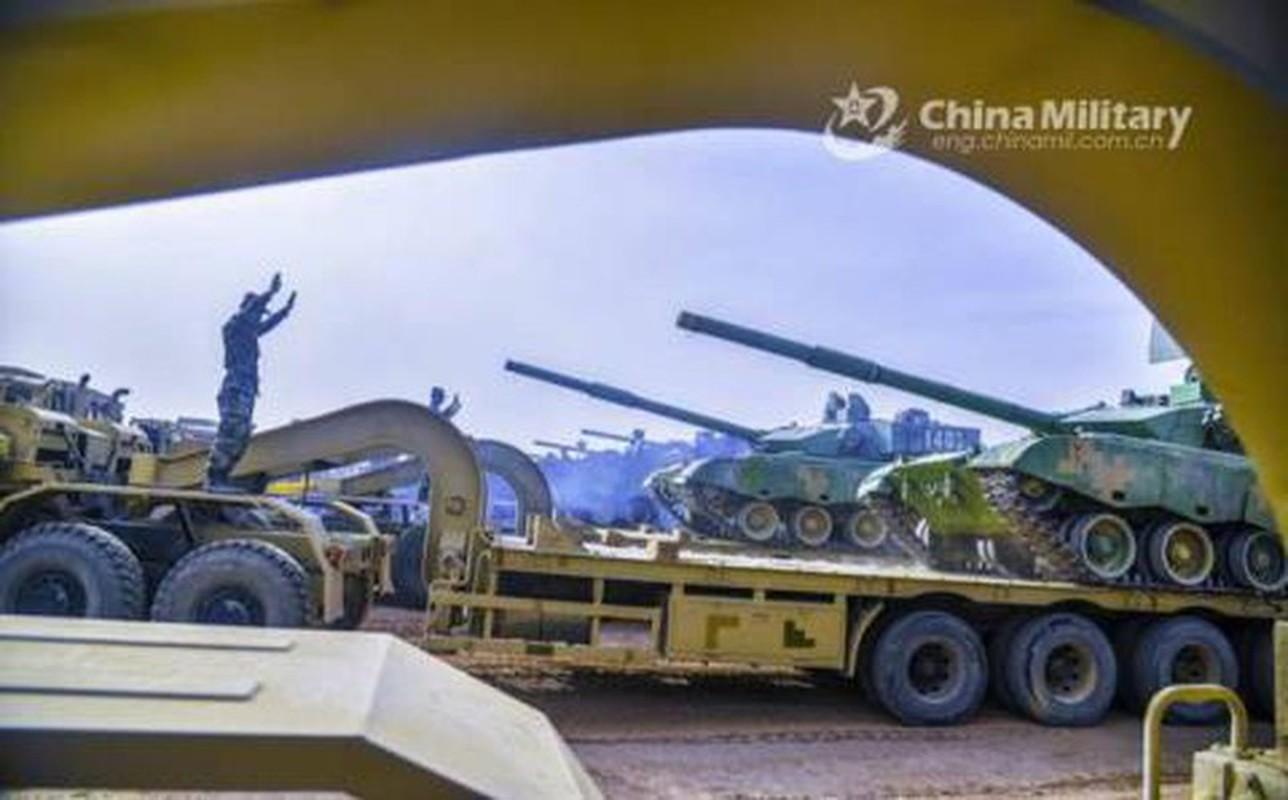 Xe tang chu luc Type-96 Trung Quoc tang suc ep len bien gioi An Do-Hinh-9