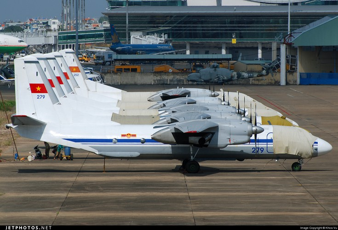 Nhiem vu khong tuong cua may bay An-26 Viet Nam nhung nam 1984 - 1985-Hinh-10