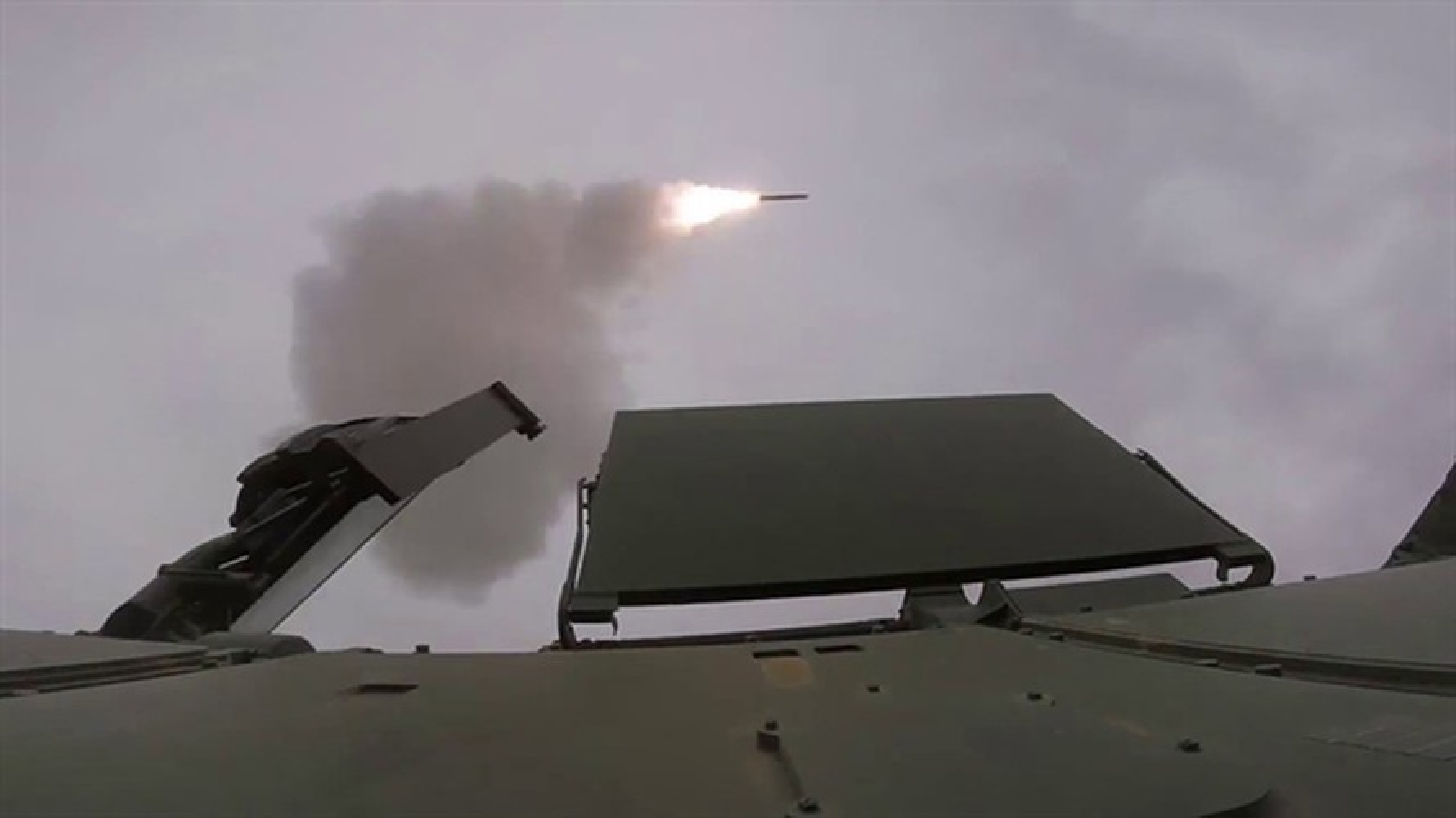 Ten lua Tor-M2 Nga xung danh sat thu san UAV o chien truong Syria-Hinh-6