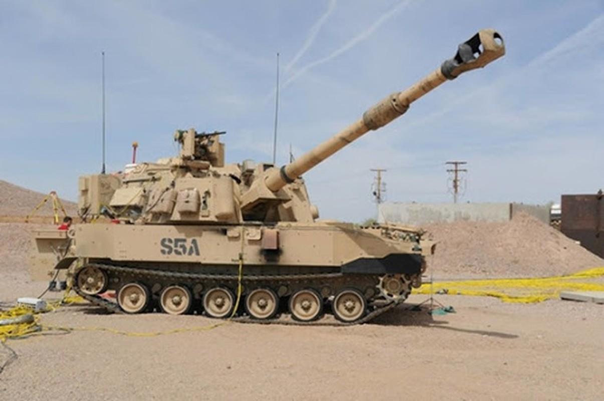 Phao tu hanh M109A7 Paladin 155mm cua My ha duoc ca may bay-Hinh-10