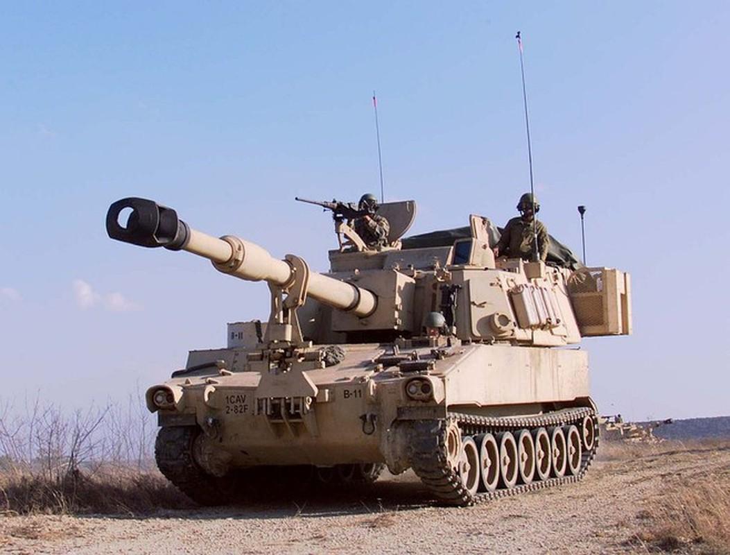 Phao tu hanh M109A7 Paladin 155mm cua My ha duoc ca may bay-Hinh-18