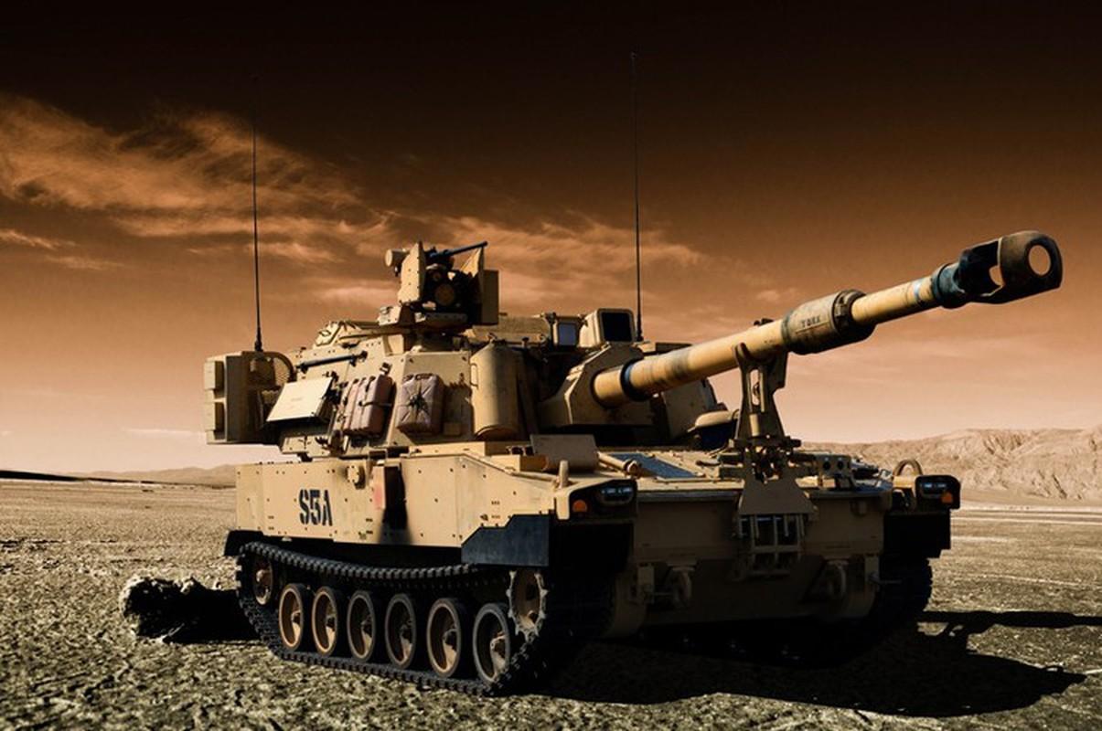 Phao tu hanh M109A7 Paladin 155mm cua My ha duoc ca may bay-Hinh-4
