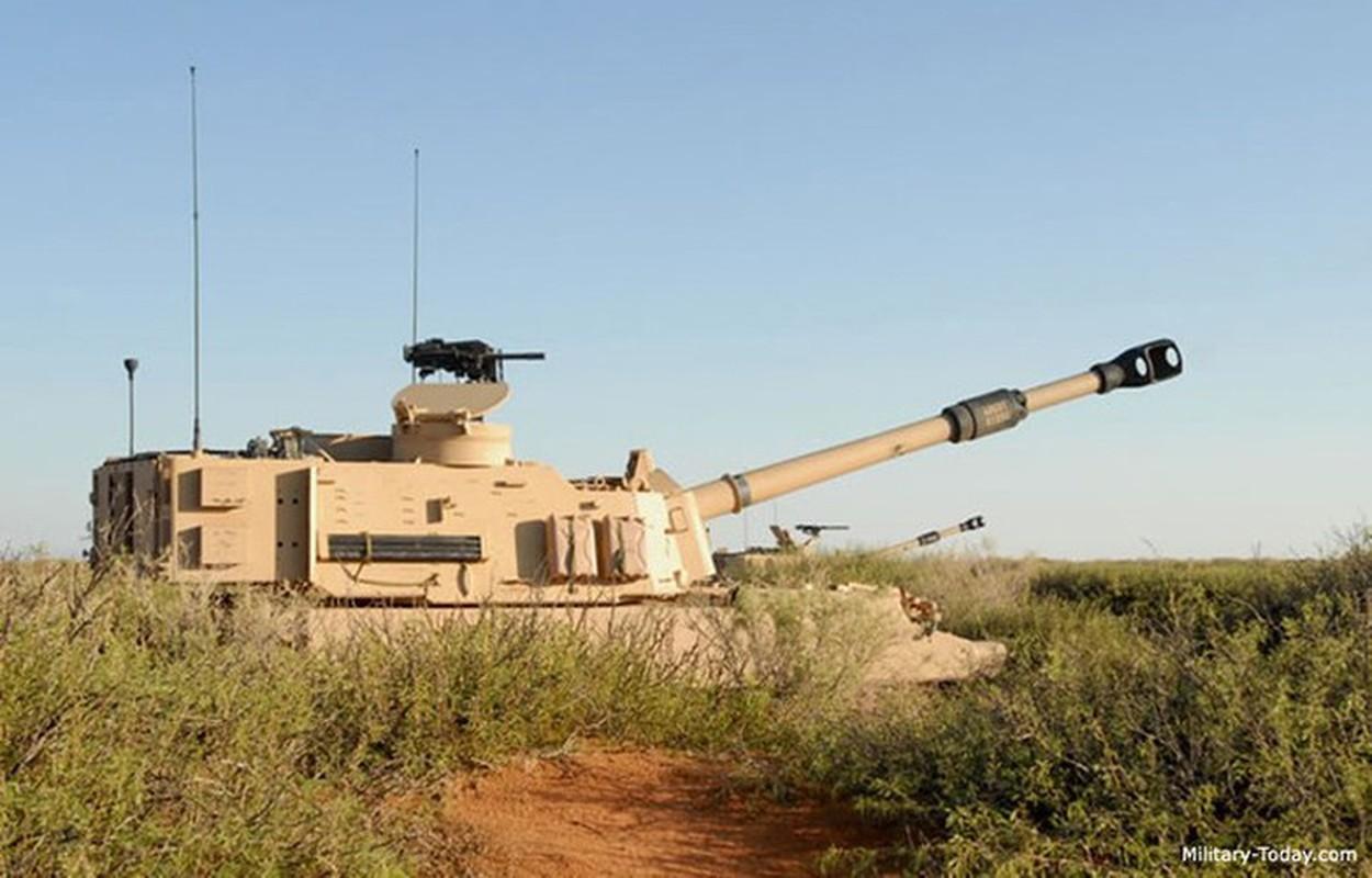 Phao tu hanh M109A7 Paladin 155mm cua My ha duoc ca may bay-Hinh-5