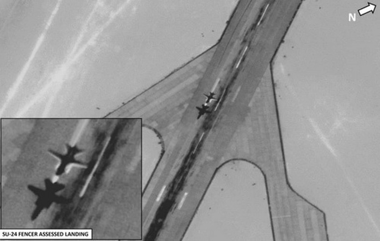 May bay nem bom T-22 Nga xuat hien o Libya khien My kinh ngac