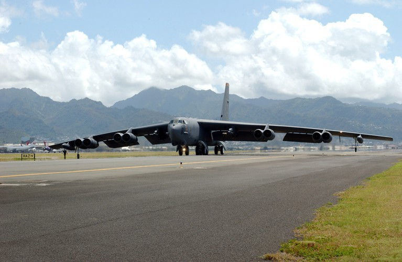 Bien doi B-52 My xam nhap bien Okhotsk, Nga dieu loat tiem kich giam sat-Hinh-20