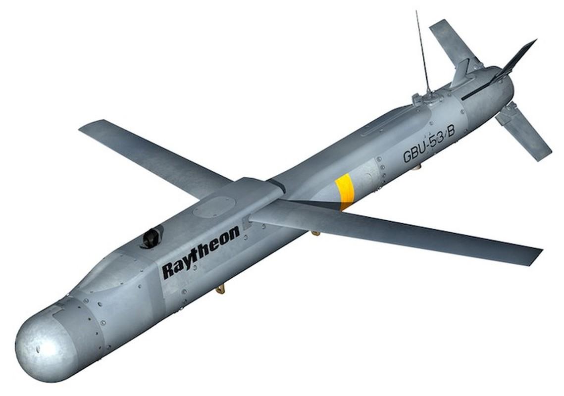 Bom thong minh GBU-53/B My de bi phong khong