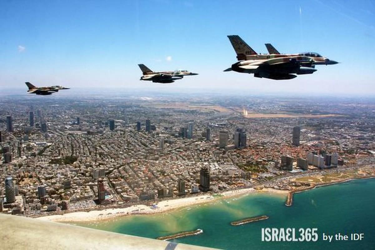Tiem kich Israel doi ten lua, phong khong Syria toan