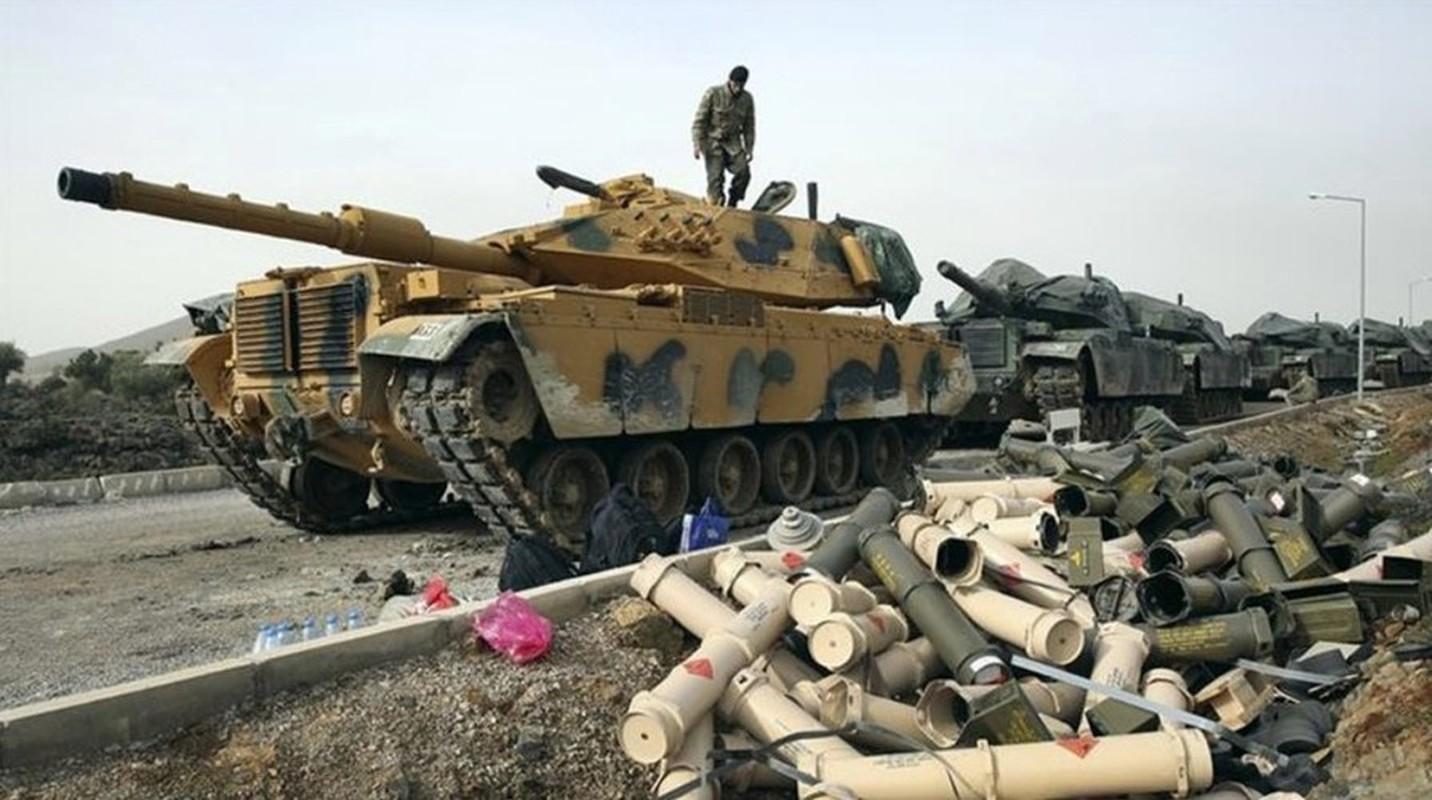 Ban ron o Libya, Tho Nhi Ky van khong quen chien truong Syria-Hinh-2