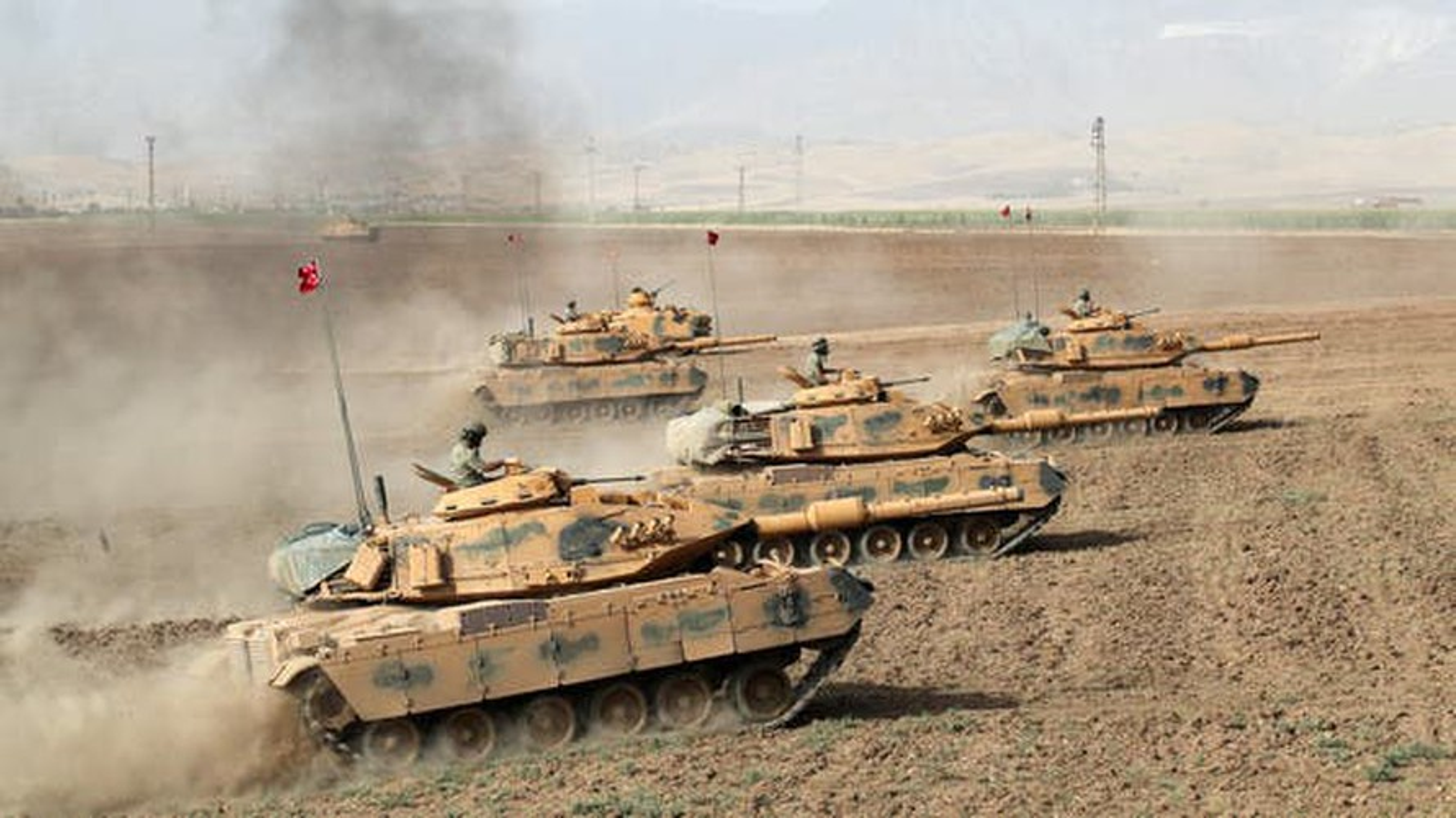 Ban ron o Libya, Tho Nhi Ky van khong quen chien truong Syria-Hinh-3