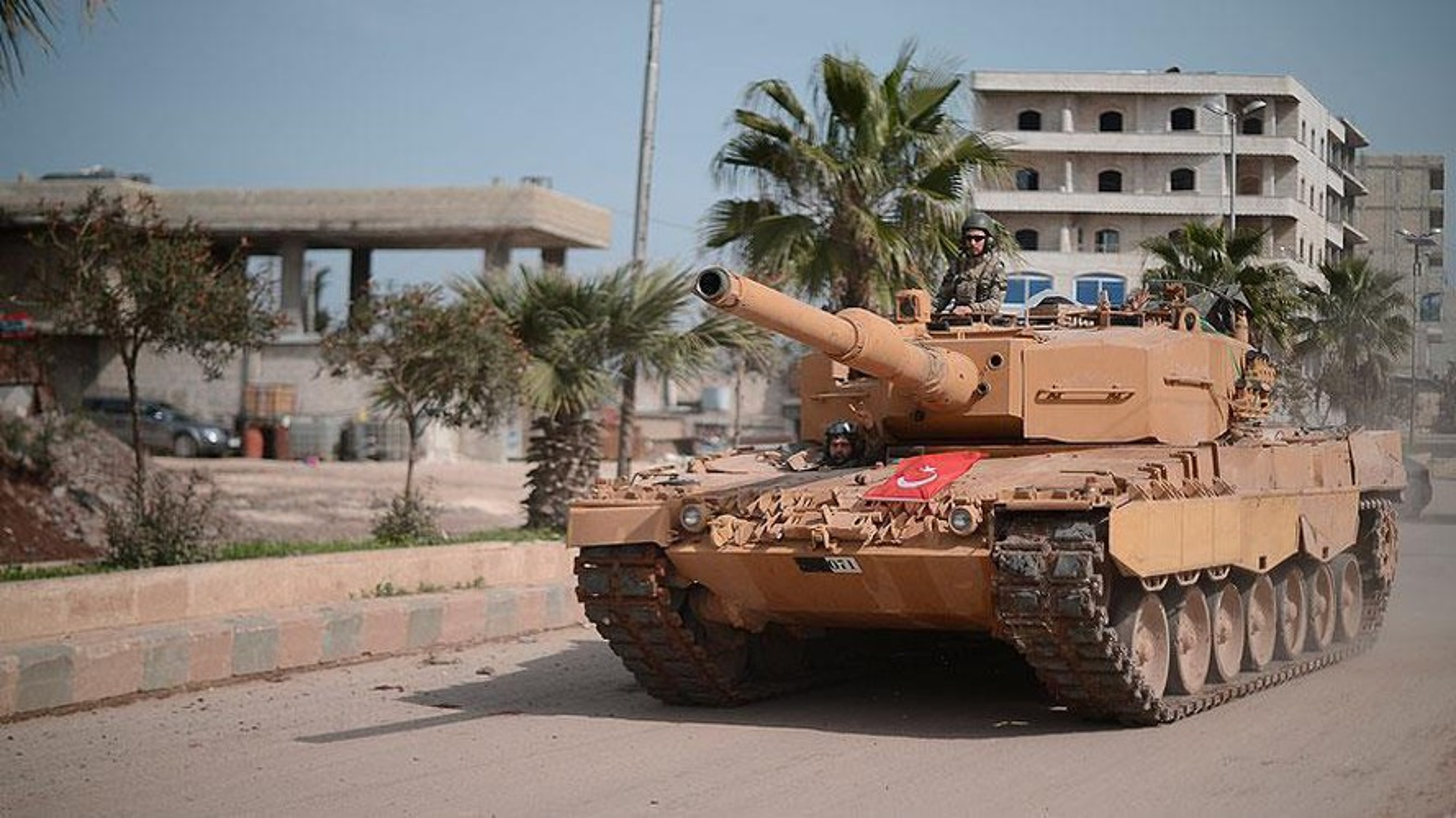 Ban ron o Libya, Tho Nhi Ky van khong quen chien truong Syria-Hinh-4