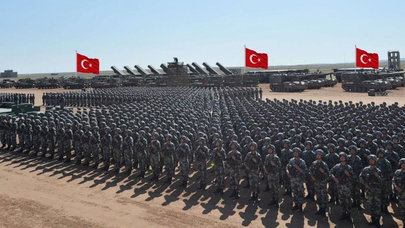 Ban ron o Libya, Tho Nhi Ky van khong quen chien truong Syria-Hinh-6